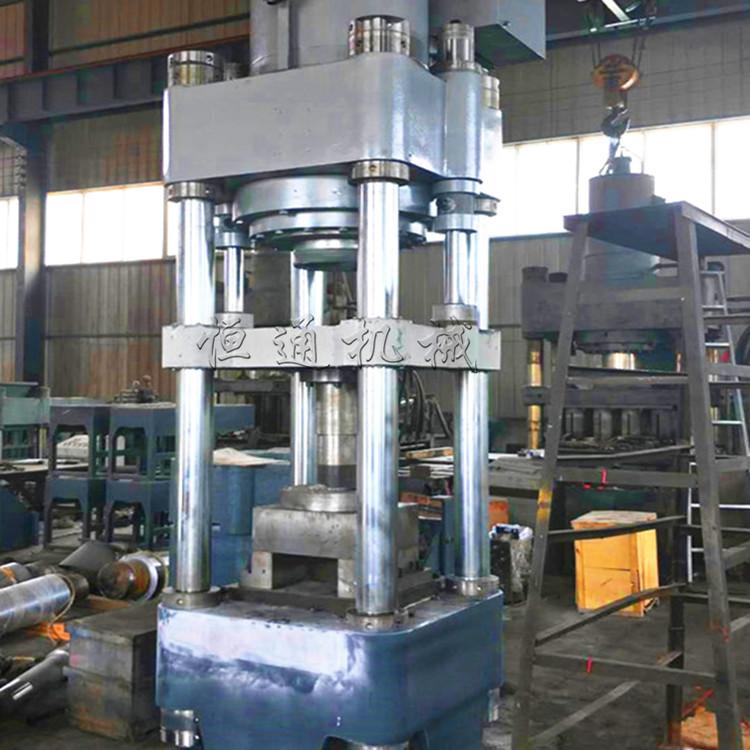 金属屑屑饼机出厂前必须经过厂家测试